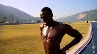 Жесткая Тренировка Усейна Болта