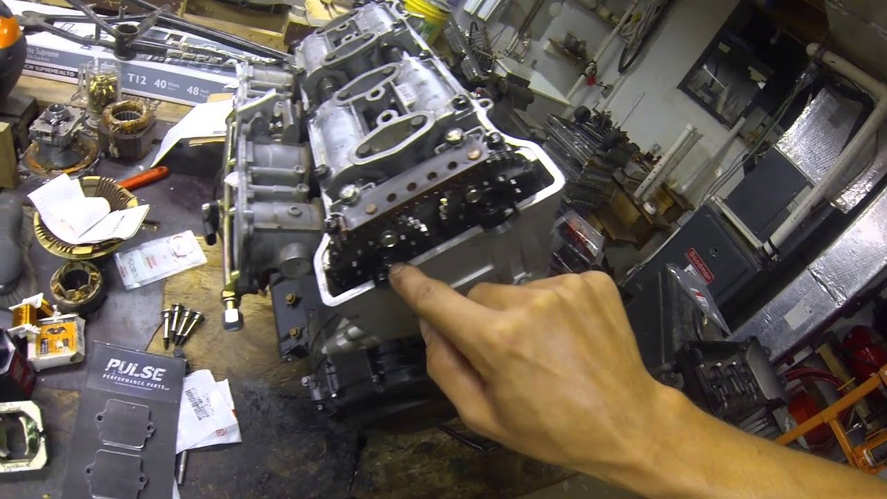 2004 - 2007 Honda CBR 1000rr Valve Cover Gasket Replacement - YouTube