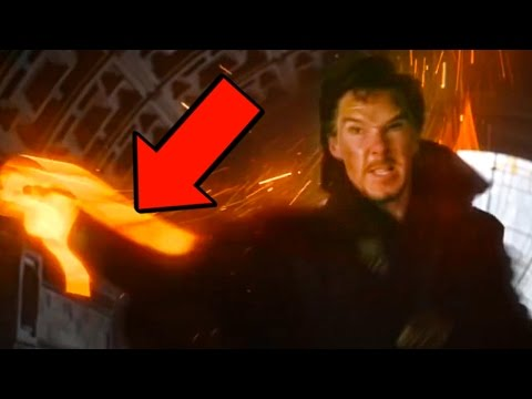 Thumbnail: Doctor Strange - EVERYTHING YOU MISSED (Easter Eggs & Visual Analysis)