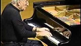Friedrich Gulda Beethoven Piano Sonata no.31 op. 110 (1. Mov) LIVE