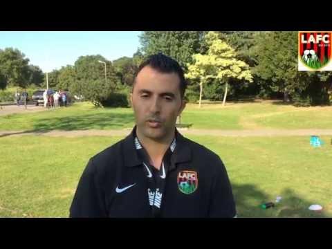 Football Coach Interview