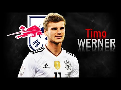 TIMO WERNER | Goals, Skills, Assists | 2017/2018 | RB LEIPZIG