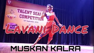 Baixar Lavani Dance |Talent Show 2K18| Muskan Kalra Performance