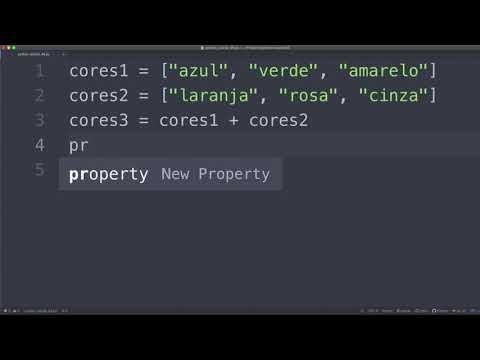 Como Combinar 2 Listas / Array (Python Tutorial #49) thumbnail