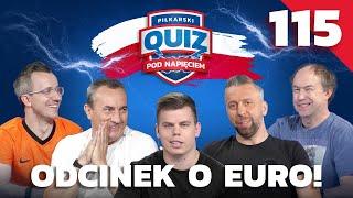 EURO QUIZ! KTO GOTOWY NA MISTRZOSTWA EUROPY? QUIZ POD NAPIĘCIEM | ETOTO TV