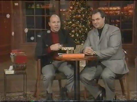 QVC 2007_12_13 Larry Magen with Dan Wheeler Gift Show