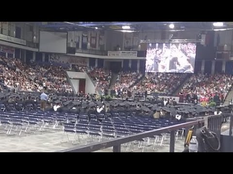 Tascosa High School Graduation Class Of 2018
