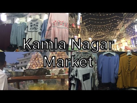 Kamla nagar market changed completely 👀🤭 see the latest market video
