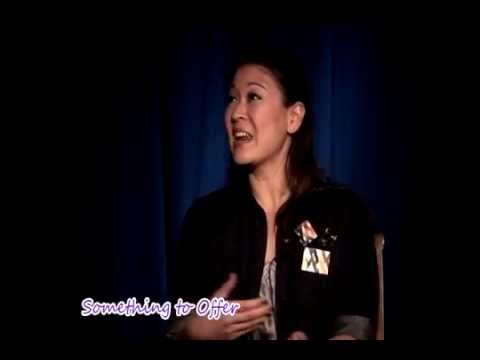 Jennifer  got  cast in Chinglish from facebook. a posting from The Lark Theatre