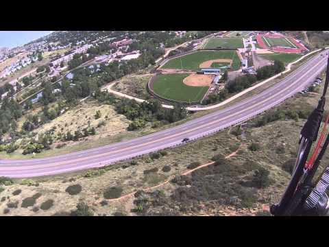 Paragliding - Golden Colorado - Epsilon 7