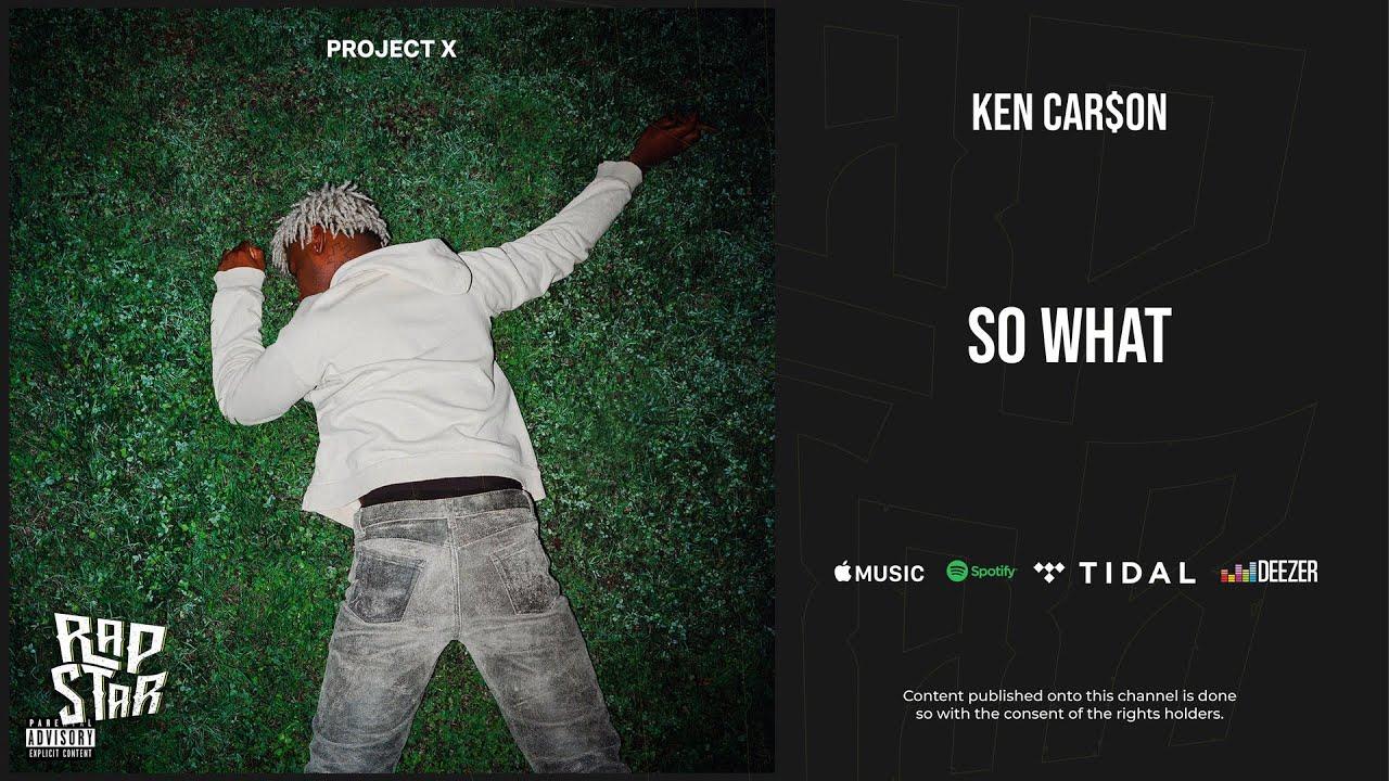 Ken Car$on drops debut album 'Project X', crashes Spotify 'He ...