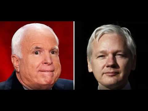 BREAKING: Wikileaks Uncovers Something That Could Put Trump-Hating John McCain IN PRISON