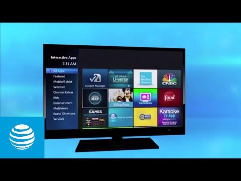 U-verse Interactive TV App – AT&T U-verse | AT&T
