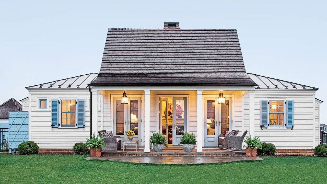 Here S Why 1 500 Square Feet Is The Best Size For A Home Southern Living