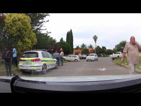2017 March - Highspeed Chase of hijacked Toyota Tazz in South Africa