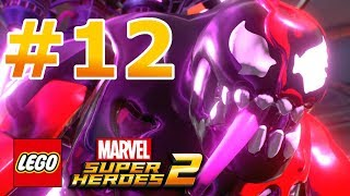LEGO Marvel Super Heroes 2 - All Symbiote Characters - Vloggest