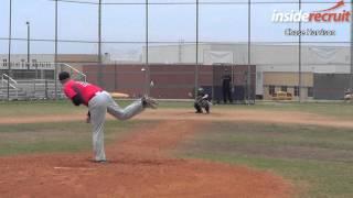 Chase Harrison - Baseball Skill Video - March 22, 2015