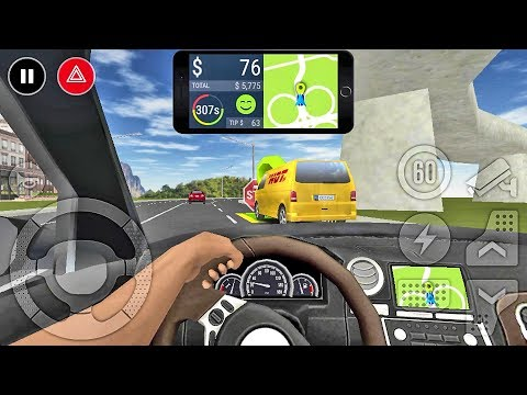 Taxi Game 2 SHORT VERSION #9 - Driving Simulator By Baklabs - Android Gameplay