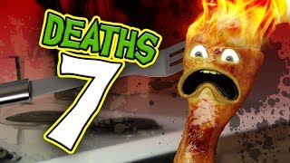 Annoying Orange DEATHS!!! - Part Seven