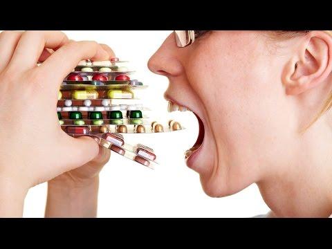 как правильно пить таблетки