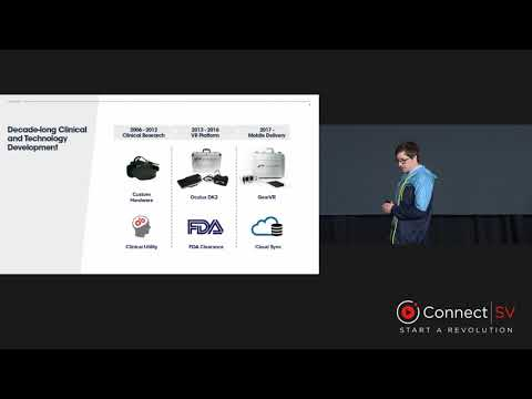 Mobile brain health with Couchbase – Connect Silicon Valley 2017