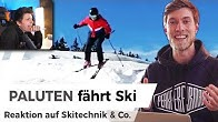 """Skilehrer reagiert auf """"Paluten fährt Ski"""""""