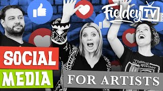 Tips for dominating on social media for street & visual artists | Artist Insider 07