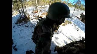 Siberian Strike 2 building assault