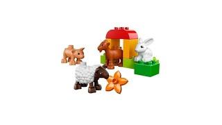 Lego Duplo Farm Animals 10522 Building