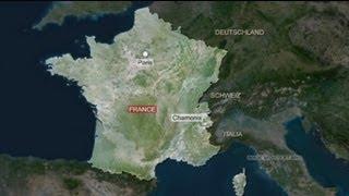 Avalanche mortífera no Mont-Blanc