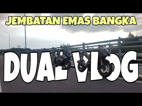 dual-vlog-tertolol!-jembatan-emas-bangka-motovlog