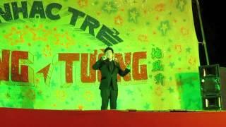 Quang Lê live 2012 - Hát nhép Đập Vỡ Cây Đàn & Hai Chuyến Tàu Đêm [MCB]