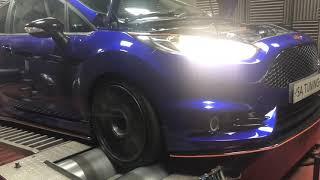 Fiesta ST stage 3 Custom Dyno Tuned Remap