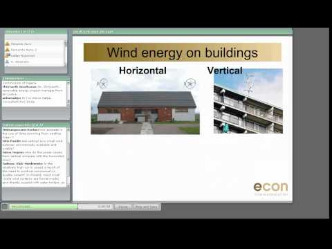 Introduction to Small-scale Wind Energy Systems (including RETScreen case study)