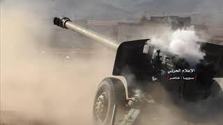 Сирийские военные громят боевиков ИГИЛ (13 декабря 2017 года)