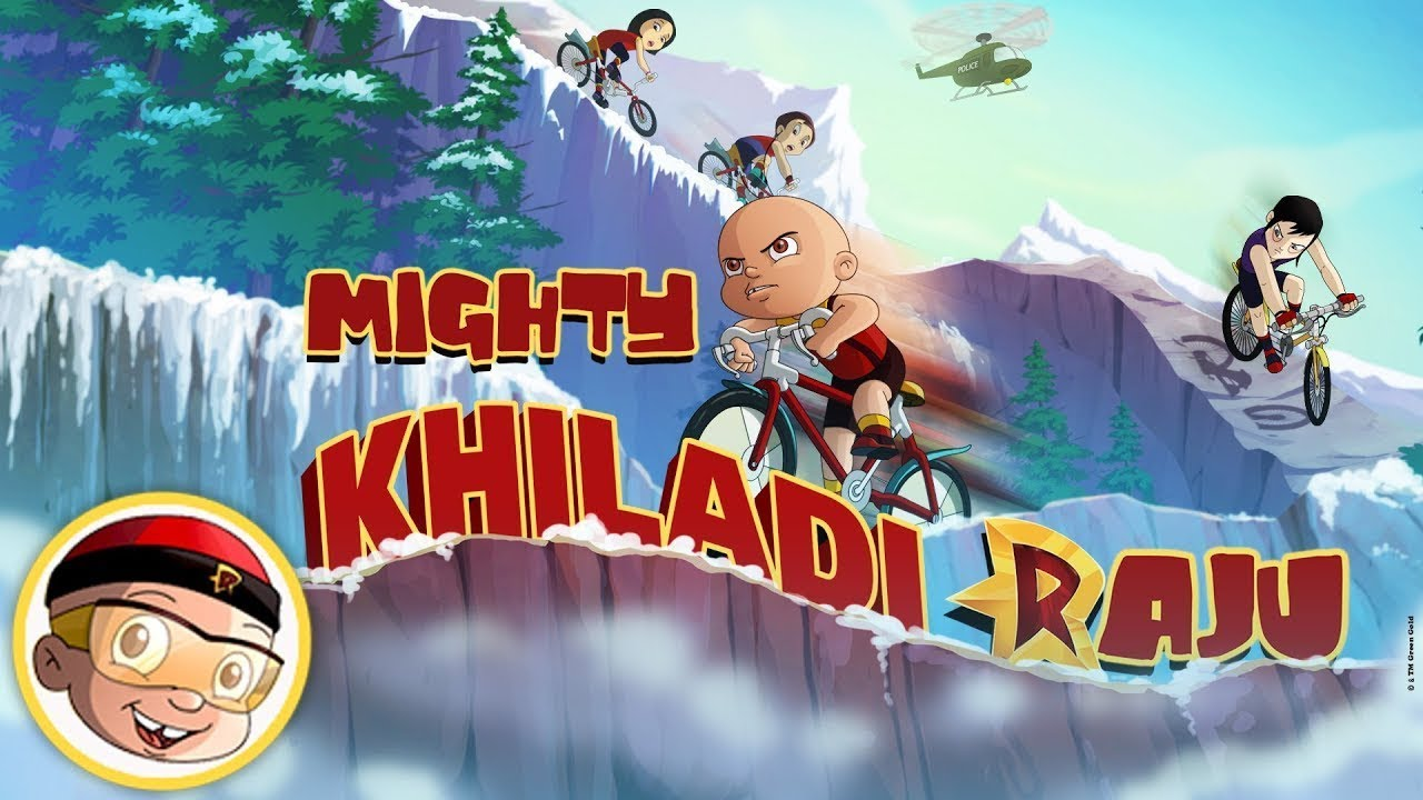 Mighty Raju - Rio Calling tamil dubbed download