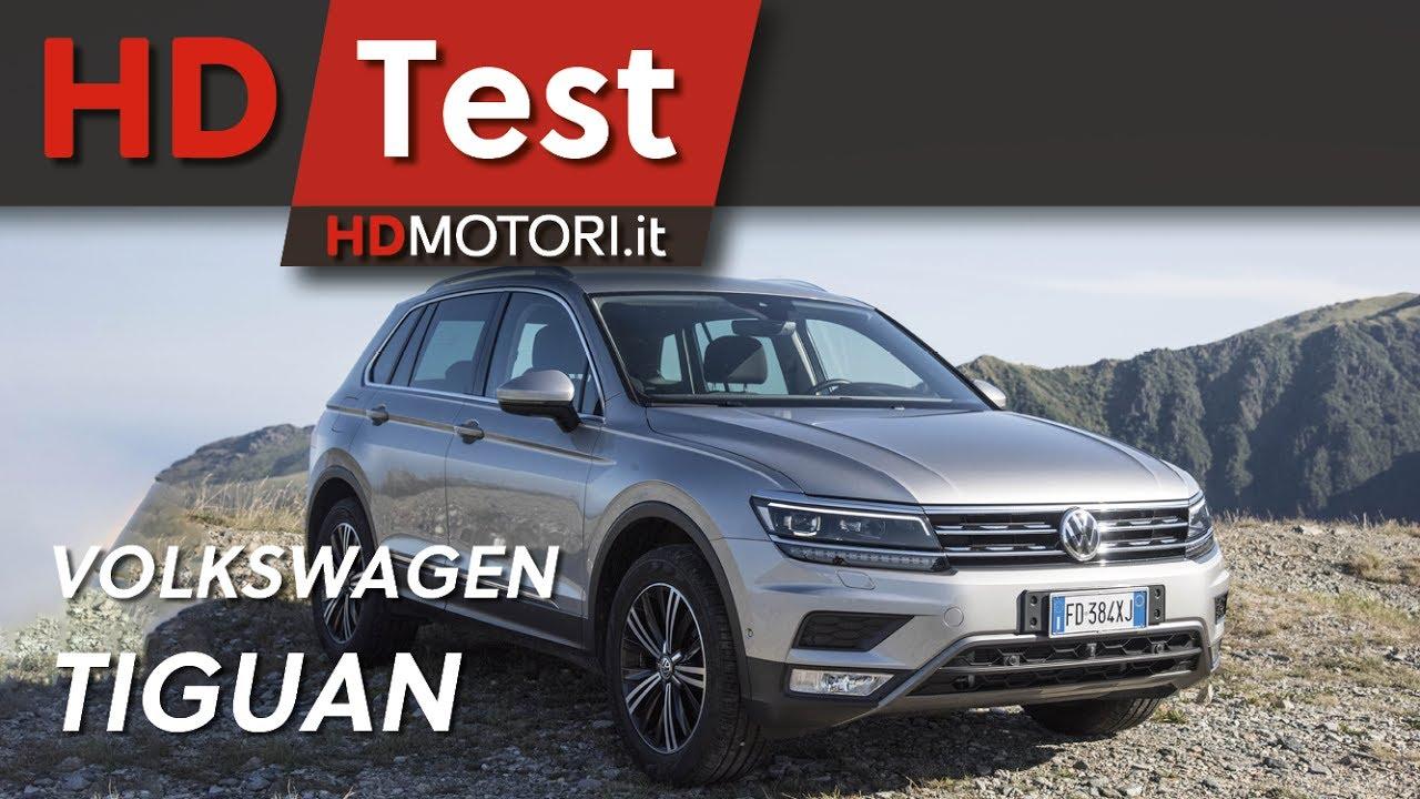 Volkswagen Tiguan 2017, ora corre verso il segmento
