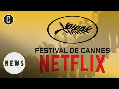Netflix Movies Banned From Competition at Cannes