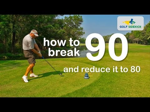 How to Break 90 in Golf - Shot by Shot 84 with Steve