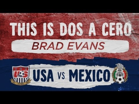 THIS IS DOS A CERO: Brad Evans