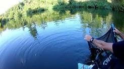 pêche en float tube au bois des Gâts (Chateaudun)