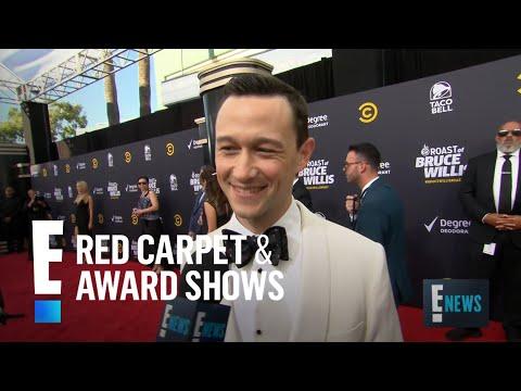 Joseph Gordon-Levitt Gets Ready to Roast Bruce Willis   E! Live from the Red Carpet