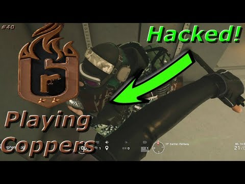 Dokkaebi Phone Hacking Knife! Road To Copper - Rainbow Six Siege Funny Moments
