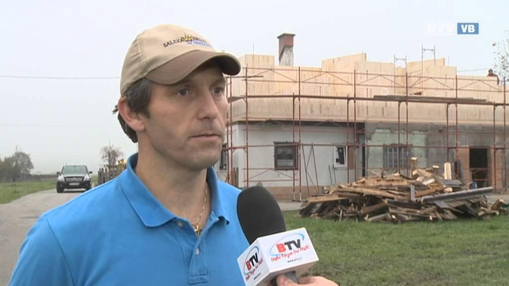 Bausatzhaus At Das Normstabil Holzziegel Haus