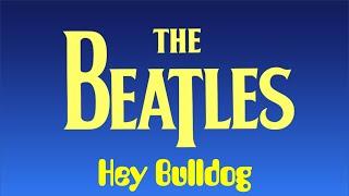 The Beatles - Hey Bulldog [1 HOUR]