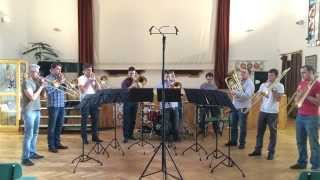 Frozen - Let it go - Szeged Trombone Ensemble