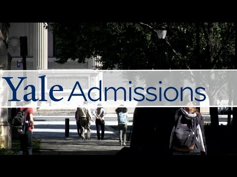 Yale Admissions Financial Aid
