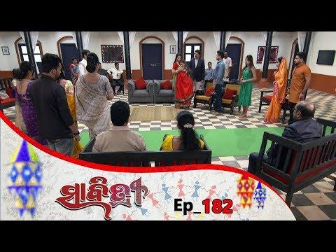 Savitri | Full Ep 182| 5th Feb 2019 | Odia Serial – TarangTV thumbnail