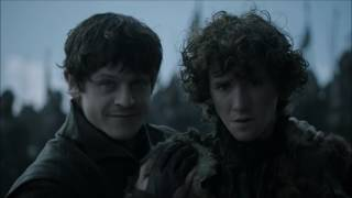 משחקי הכס | Game of thrones | עונה 6 | פרק 9 | הרצח העצוב