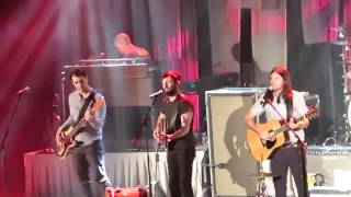 The Avett Brothers - Spell of Ambition - Columbia, SC - 3-6-15